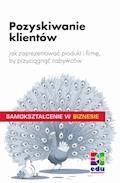 Pozyskiwanie klientów - Gitte Härter - ebook