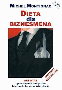 Dieta dla biznesmena - Michel Montignac - ebook