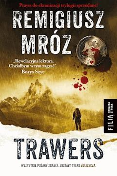 Trawers - Remigiusz Mróz - ebook