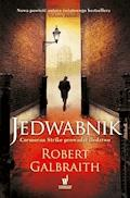 Jedwabnik - Robert Galbraith - ebook + audiobook