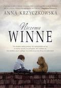 Niczemu winne - Anna Krzyczkowska - ebook + audiobook