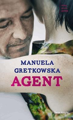 Agent - Manuela Gretkowska - ebook
