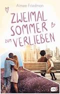 Zweimal Sommer zum Verlieben - Aimee Friedman - E-Book