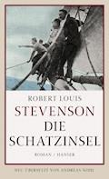 Die Schatzinsel - Robert Louis Stevenson - E-Book + Hörbüch