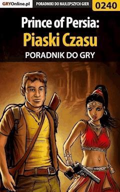 Prince of Persia: Piaski Czasu - poradnik do gry - Fajek - ebook