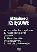 Aktualności księgowe. Wydanie maj 2014 r. - Zbigniew Biskupski - ebook
