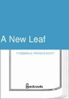 A New Leaf - Francis Scott Fitzgerald - ebook