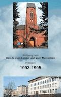 Das Ja zum Leben und zum Menschen, Band 8 - Wolfgang Nein - E-Book