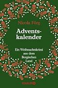 Adventskalender - Nicola Förg - E-Book