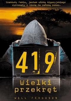 419. Wielki przekręt - Will Ferguson - ebook