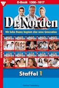Dr. Norden Staffel 1 – Arztroman - Patricia Vandenberg - E-Book