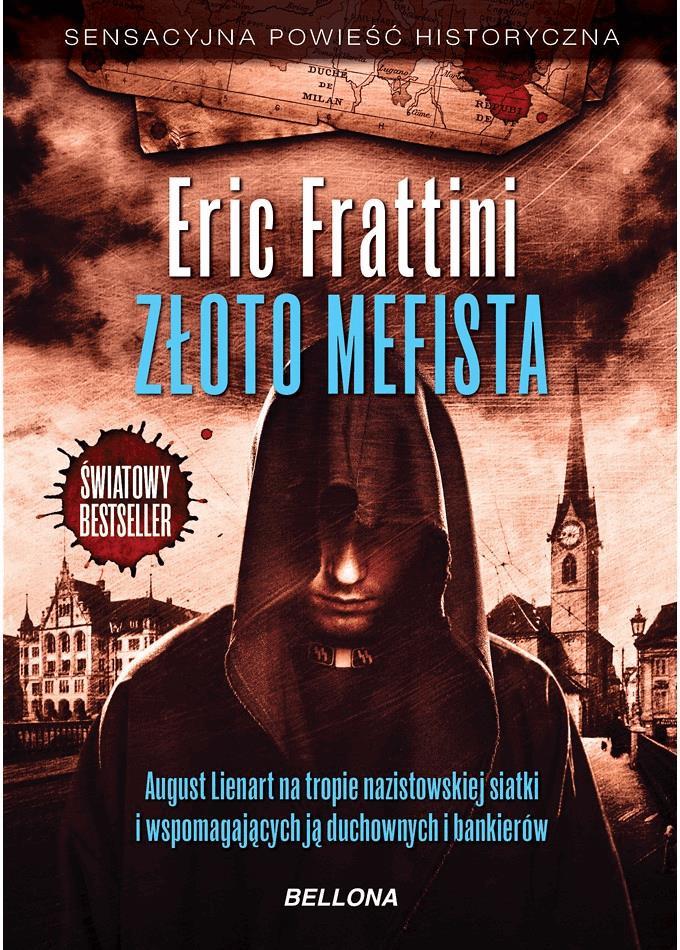 Złoto mefista - Tylko w Legimi możesz przeczytać ten tytuł przez 7 dni za darmo. - Eric Frattini