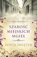 Spacer Aleją Róż. Szarość miejskich mgieł - Edyta Świętek - ebook