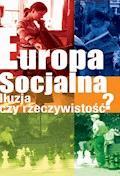 Europa socjalna - Włodzimierz Anioł, Maciej Duszczyk - ebook