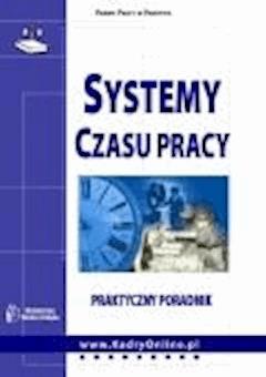 Systemy czasu pracy  - ebook
