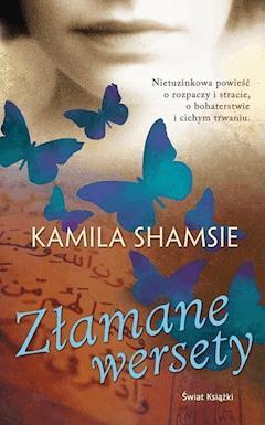 Złamane wersety - Kamila Shamsie - ebook