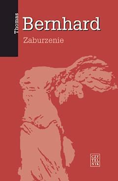 Zaburzenie - Thomas Bernhard - ebook