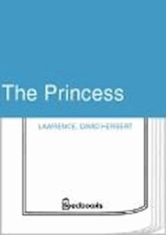 The Princess - David Herbert Lawrence - ebook