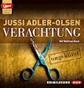 Verachtung - Ungekürzte Lesung - Jussi Adler-Olsen - Hörbüch