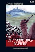 Die Nürburg-Papiere - Jacques Berndorf - E-Book