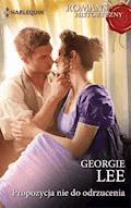 Propozycja nie do odrzucenia - Georgie Lee - ebook
