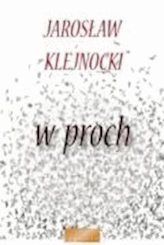 W proch - Jarosław Klejnocki - ebook