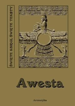 Awesta (Avesta) - Anonim - ebook