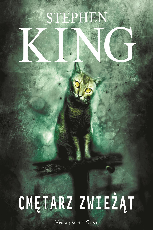 Cmętarz zwieżąt - Tylko w Legimi możesz przeczytać ten tytuł przez 7 dni za darmo. - Stephen King