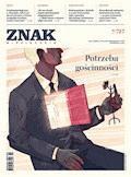 Miesięcznik Znak. Potrzeba gościnności. Nr 727 - Opracowanie zbiorowe - ebook