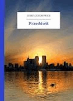 Przedświt - Czechowicz, Józef - ebook