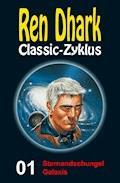 Sternendschungel Galaxis - Kurt Brand - E-Book