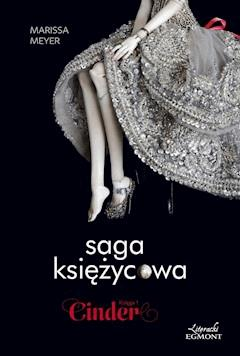 Saga księżycowa. Cinder - Marissa Meyer - ebook