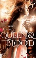 Queen and Blood - Amy Harmon - E-Book