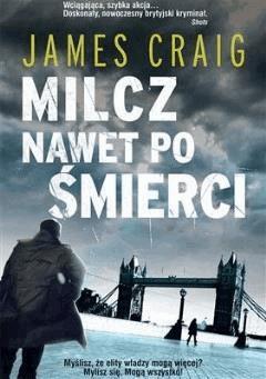 Milcz nawet po śmierci - James Craig - ebook