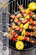 Grill Partie - Bernhard Long - E-Book