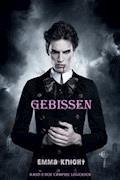 Gebissen (Band 3 der Vampire Legenden) - Emma Knight - E-Book
