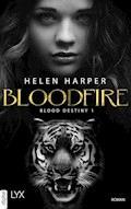 Blood Destiny - Bloodfire - Helen Harper - E-Book