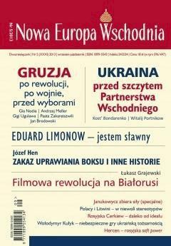Nowa Europa Wschodnia 5/2013 - Opracowanie zbiorowe - ebook