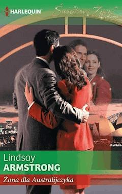 Żona dla Australijczyka - Lindsay Armstrong - ebook