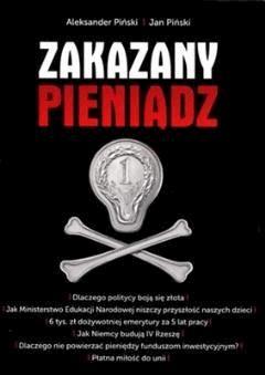 Zakazany pieniadz - Aleksander Piński, Jan Piński - ebook
