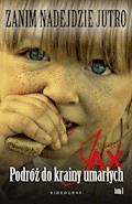 Zanim nadejdzie jutro. Tom 1. Podróż do krainy umarłych - Joanna Jax - ebook + audiobook