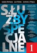 Sluzby specjalne - Leszek Pietrzak, Jan Piński, Antoni Wręga - ebook