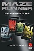 Maze Runner - 4 x Die Auserwählten - James Dashner - E-Book