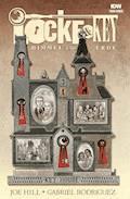 Locke & Key - Himmel und Erde - Joe Hill - E-Book