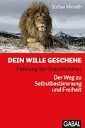 Dein Wille geschehe - Stefan Merath - E-Book