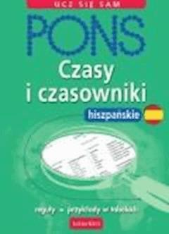 Czasy i czasowniki hiszpańskie - Carlos Segoviano - ebook