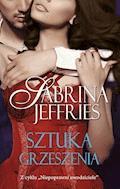 Sztuka grzeszenia - Sabrina Jeffries - ebook