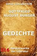 Gedichte - Gottfried August Bürger - E-Book