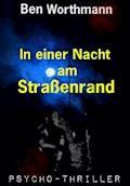 In einer Nacht am Straßenrand - Ben Worthmann - E-Book