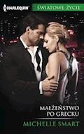 Małżeństwo po grecku - Michelle Smart - ebook